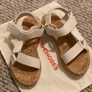 Bobo Choses Cork Sandal